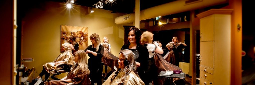 choose the right salon