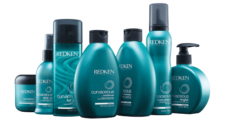 Redken Curvaceous – Curly Hair Don't Care
