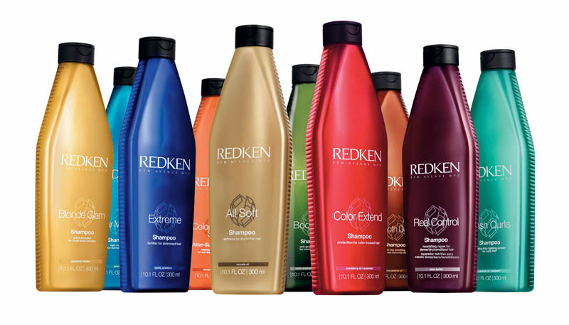 Redken products that maintain and protect your hair color for Salon redken