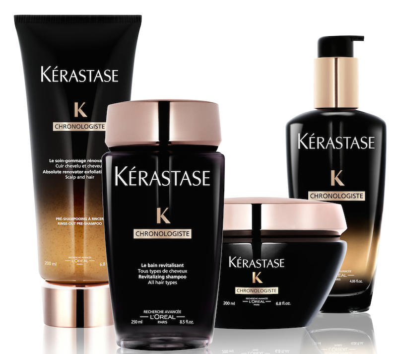 Kerastase chronologiste available at serenity salon serenity at five parks - Kerastase salon treatment ...