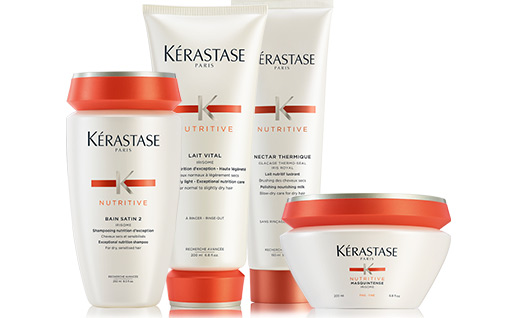 Magistral line from kerastase