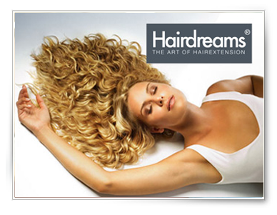 Now Offering Hairdreams Hair Extensions