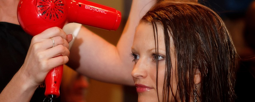How to achieve volume with your blow dryer