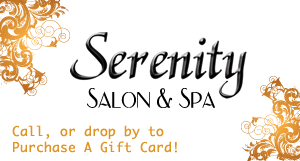 serenity gift card