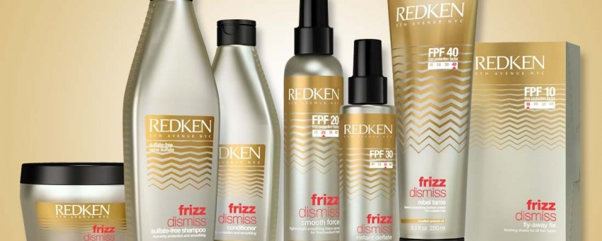 Frizz Dismiss Line by Redken
